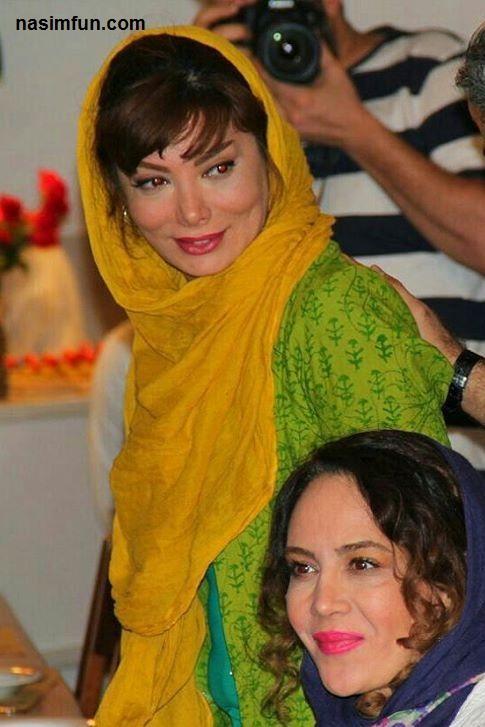 چهره متفاوت نگار فروزنده بامدل موی جدید!!!+عکس