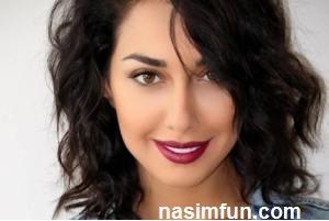 صدف طاهریان در ترکیه مدل لوازم آرایشی شد!!!+عکس
