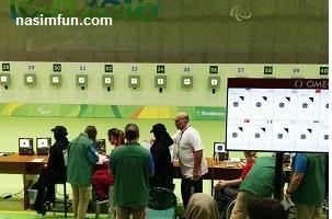 ساره جوانمردی اولین طلا ی کشورمان در پارالمپیک ریو!!!+عکس