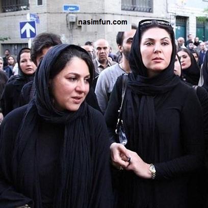 خواهران اسکندری عزدار شدند!!+عکس