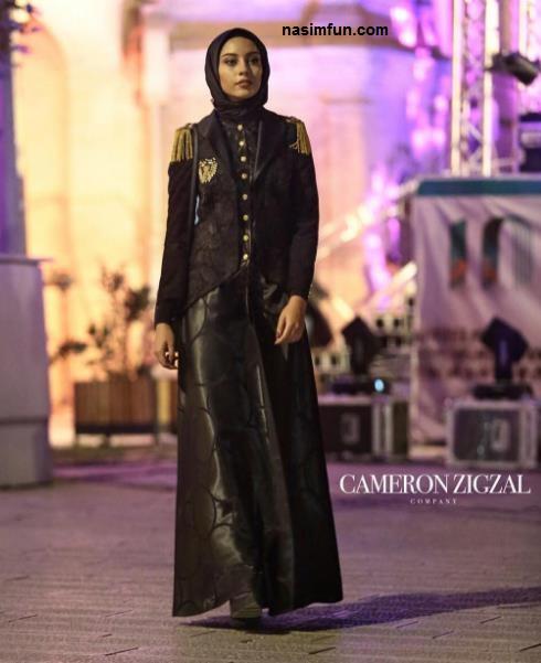 عکس های مدل ومدلینگ شدن ترلان پروانه برای برند کمرون زیگزال!!!+عکس