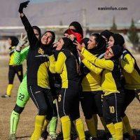 آموزش زنان ورزشکاران نیمه لخت ایرانی توسط مردان!!!+عکس