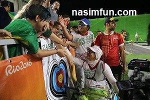 مادر برزیلی به عشق زهرا نعمتی ورزشکارپرافتخار ایرانی نام دخترش را تغییر داد!!! +عکس