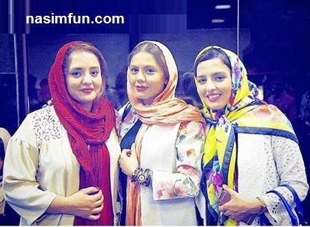 عکس جدید نرگس محمدی در جشن تولد آزاده زارعی!!!+عکس