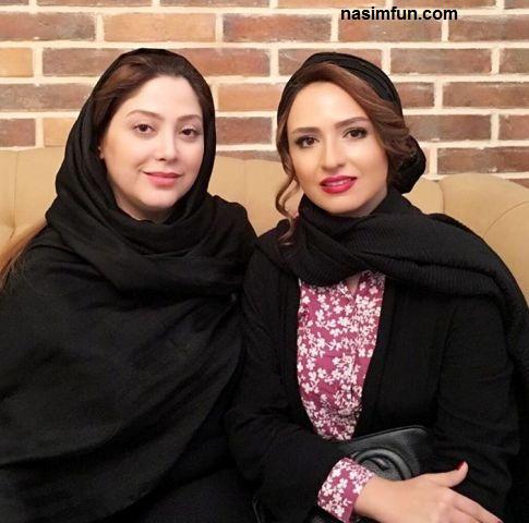 عکس ازچهره ی متفاوت گلاره عباسی بعد از رفتن به سالن زیبایی!!!