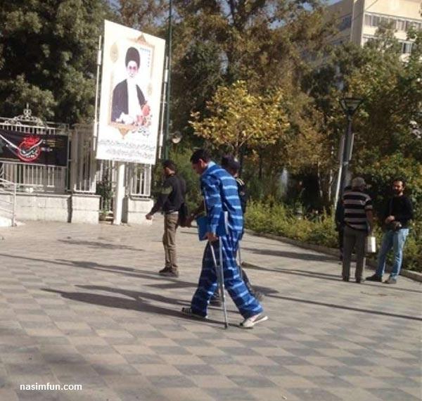 همسر مهناز افشار در راه دادسرا !!!+عکس