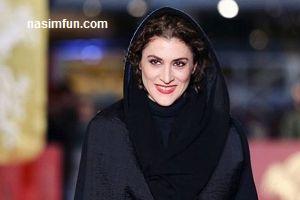 عکس جدید از ظاهر متفاوت ودیدنی ویشکا آسایش در یک نمایش!!