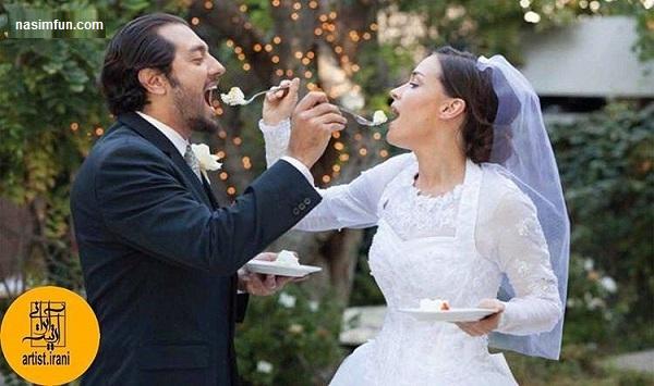 عروسی بهرام رادان در کالیفرنیا!!+از شایعه تا واقعیت