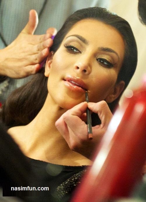 صورت بازیگران زن هالیوودی که از دورزیبایندو از نزدیک زشت!!!+عکس