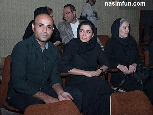 حضور هنرمندان در مراسم چهلم داوود رشیدی!!!+عکس