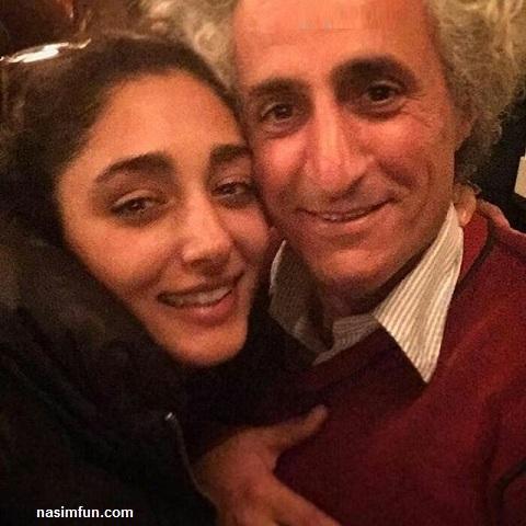 گلشیفته فراهانی در آغوش محسن نامجو وامیرابراهیمی!!+عکس