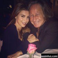 قصرشیوا صفایی نامزد ایرانی محمدحدید میلیاردر عرب!!!+عکس