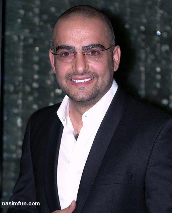عکس جدید از چهره متفاوت ودیدنی حامد کمیلی!!+عکس