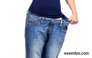 کوچک کردن شکم وپهلو ها با 10ترکیب طبیعی موثر!!