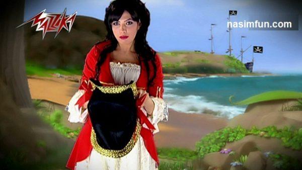 مسلمان شدن خواننده زن مصری(لیندا فهمی)!!+عکس