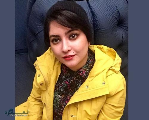 عکس مریم بلالی مقدم