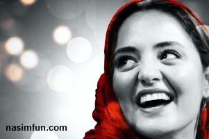 تبلیغ نرگس محمدی برای متخصص پوست وموی اش!!