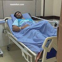 بستری شدن شهاب مظفری خواننده  پاپ محبوب کشورمان در بیمارستان!!+عکس