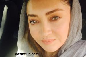 نیکی کریمی با انتشار عکسی تولد خواهرش نازنین را تبریک گفت!!