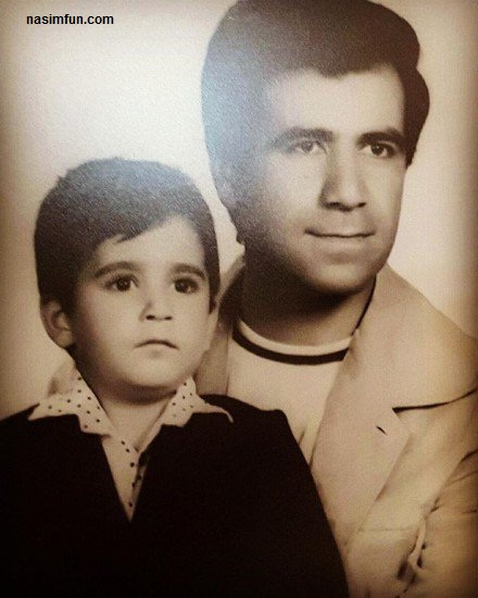 درگذشت پدر رضا رشیدپور درروزعاشورا!!+عکس