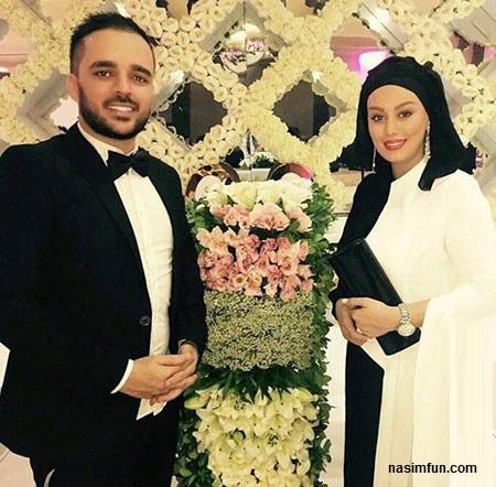 عکس جدید سحر قریشی وبرادراش دریک عروسی!!!!+عکس