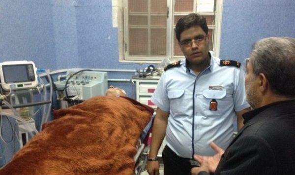 جزئیات مصدومیت نماینده مجلس در تصادفی مرگبار!! + عکس