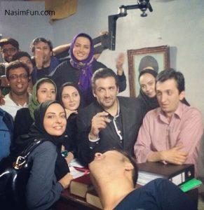 بیوگرافی حسام نواب صفوی + جدیدترین تصاویر اینستاگرام وی
