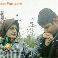 دانلود کلیپ مصاحبه مسیح علی نژاد با پسر زن دستفروش فومنی