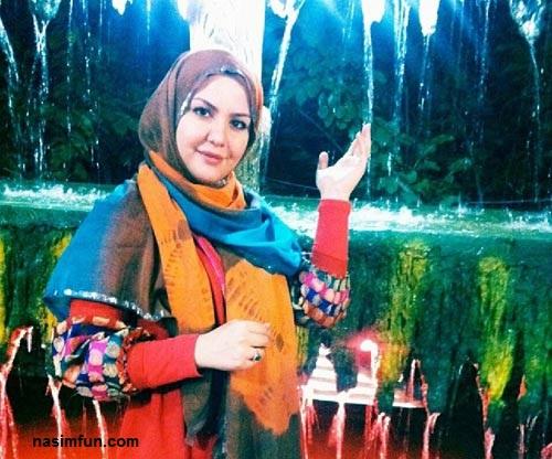 ماجرای عکس لورفته ی مجری تلویزیون نیلوفرامینی !! + عکس