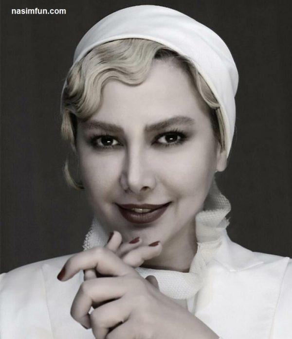 عکس های جدید آنا نعمتی با آرایش خاص ومتفاوت !! + عکس