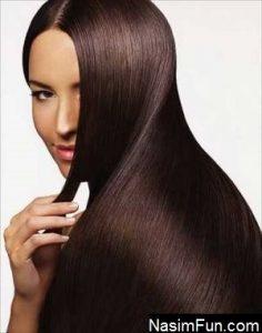 صاف کردن موی سر با نوشابه