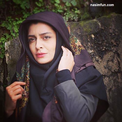 عکس های جدید ساره بیات به عنوان مدل آرایشی !!! + عکس