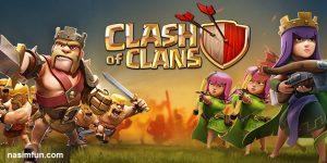 فیلتر شدن کلش آف کلنز Clash Of Clans !!
