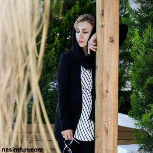 تیپ وظاهر مرجانه گلچین در آنتالیا !! + عکس جدید