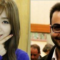 ازدواج حامد تهرانی بازیگر کشورمان با بازیگر کره ی جنوبی !!! + عکس