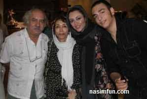 ممنوع الفعالیت تمام اعضای خانواده فراهانی به خاطر گلشیفته !!!