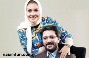 جزئیاتی اززندگی و ازدواج امیرحسین مدرس وهمسردومش بهار !! + مصاحبه
