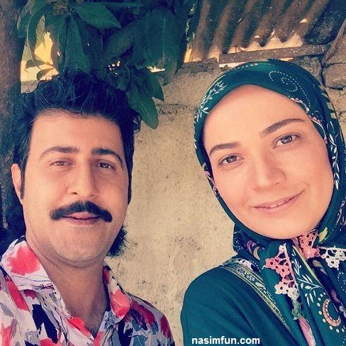 نسرین نصرتی بازیگر سریال پایتخت مادر شد !!! + عکس