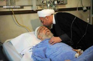 شایعه ی سکته ی رهبر انقلاب در شبکه های مجازی !! + عکس