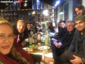 عکس جشن تولد 43سالگی بهاره رهنما !! + عکس جدید