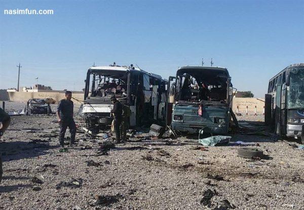 بستری شدن 88نفر از مجروحان حادثه ی سامرا در11بیمارستان تهران !!