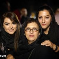 عکس  جدید رویا تیموریان بازیگر زن در کنار دخترانش !! + عکس