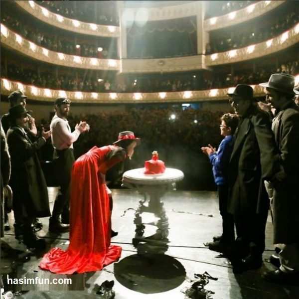 عکس جشن تولد ویشکا آسایش باحضور 750نفر مهمان !!! + عکس