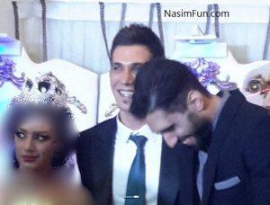 بیوگرافی آرمین تشکری+تصاویر عروسی او