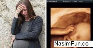تاثیر گریه مادر بر جنین