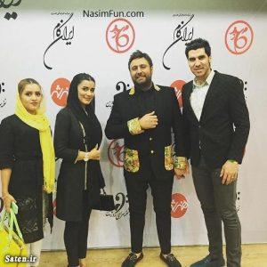 بیوگرافی شهرام محمودی+تصاویر جدید وی و همسرش