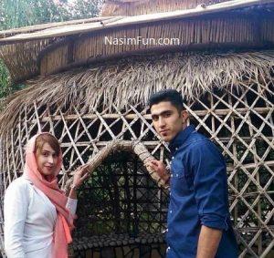بیوگرافی مجتبی میرزاجانپور+تصاویر وی و همسرش