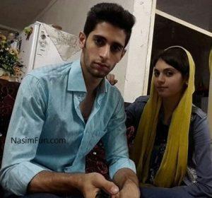 بیوگرافی میلاد عبادی پور+تصاویر مراسم عقد وی