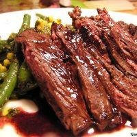 آموزش تهیه گوشت سرخ شده گوسفند بدون روغن+ مواد لازم