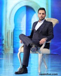 واکنش احسان علیخانی به شایعه ی ازدواج ها وطلاق هایش !! + عکس